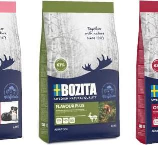 Корм для собак Bozita: отзывы, разбор состава, цена