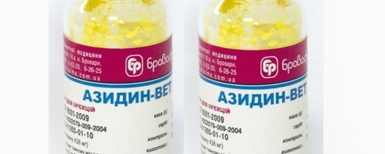 Азидин: показания и противопоказания к применению препарата, инструкция