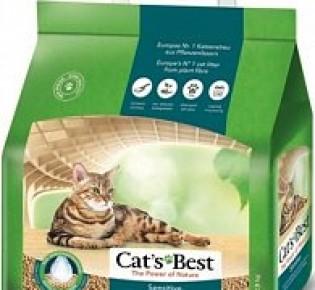 Наполнители для кошачьего туалета Cat's Bes