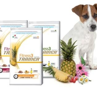 Trainer (Тренер) – корм премиум-класса из Италии для собак