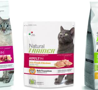 Trainer (Тренер) – корм премиум-класса из Италии для кошек
